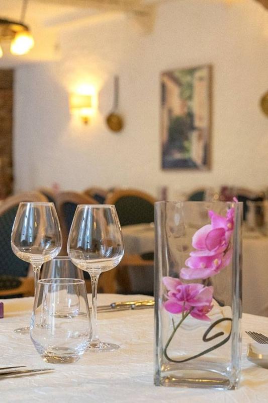 Le Restaurant - La Poêle d'Or - Restaurant Méounes-lès-Montrieux